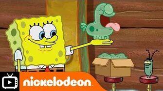 SpongeBob SquarePants - Free Amoeba Puppy Nickelodeon