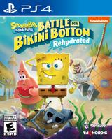 Battle for Bikini Bottom - Rehydrated