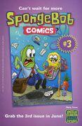 SpongeBob Comics No. 3 Teaser