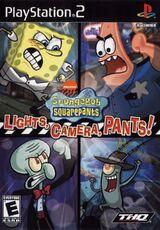 Lights, Camera, Pants!