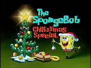 It's a spongebob christmas special