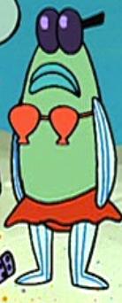 Seashell Bra (sunglasses)