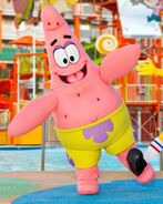 Patrick Star walk-around character