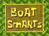 Boat Smarts title card
