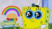 "Can ""Rainbowger"" Survive Plankton's Color Nullifier? SpongeBob"