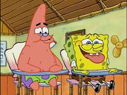 Patrick & Spongebob Laughing