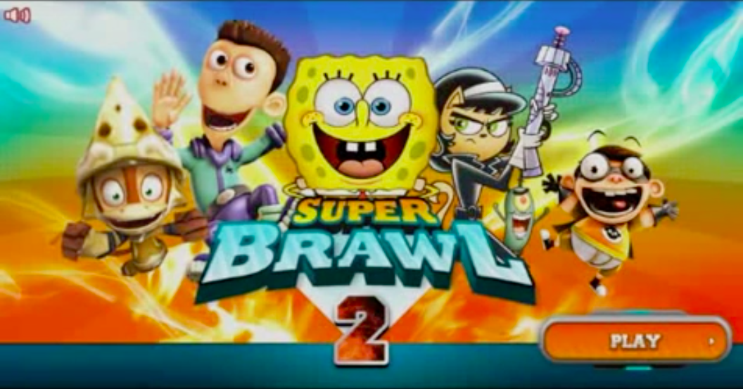 Super Brawl 2 | Encyclopedia SpongeBobia | FANDOM powered by
