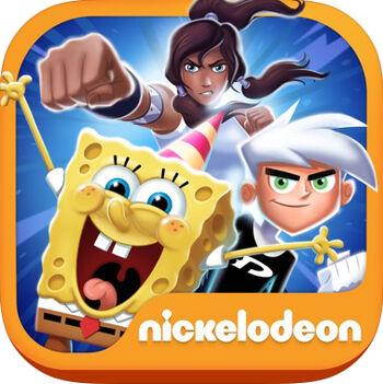 SpongeBob 20th anniversary app Icon