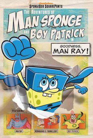 Man Sponge and Boy Patrick