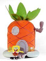Nickelodeon pineapple plush