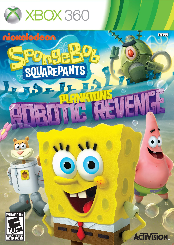 plankton u0027s robotic revenge encyclopedia spongebobia fandom