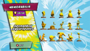SpongeBob HeroPants - Memorabilia