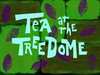 Tea at the Treedome title card