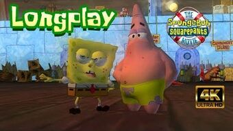The SpongeBob SquarePants Movie - Full PlayStation 2 walkthrough