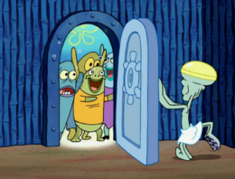 The Two Faces of Squidward 143