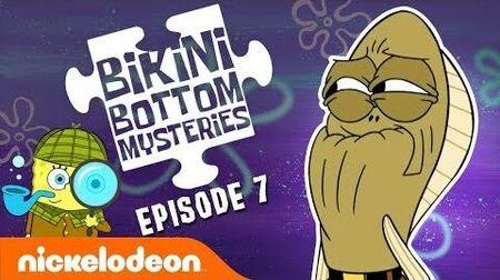 "Has Fred ""My Leg"" The Fish Been Using Fake Identities⁉️Bikini Bottom Mysteries Ep"