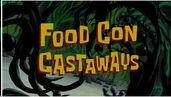 Food Con Castaways Title Card