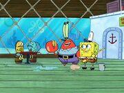 Krabs vs. Plankton 009