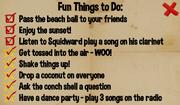 Live from Bikini Bottom - Fun things to do