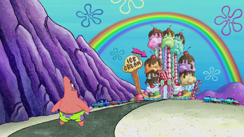 Ice Cream Patrick S Coupon Encyclopedia Spongebobia