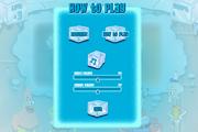 SpongeBob's Truth or Square (online game) - Menu