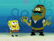 SpongeBob Meets the Strangler 096
