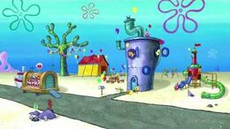 SpongeBob Music Dombummel