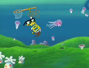 The Sponge Who Could Fly 124