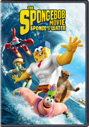 The SpongeBob Movie - Sponge Out of Water normal DVD