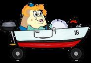 Mrs-Puff-in-Boat-o-Cross