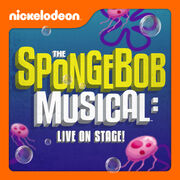 The SpongeBob Musical- Live on Stage! digital cover