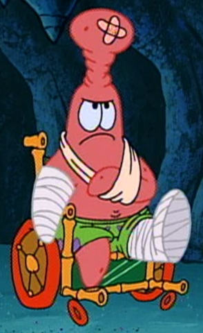 File:Bandaged Patrick.png
