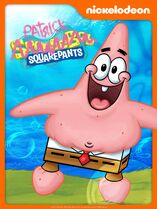 Patrick SquarePants Amazon Prime cover