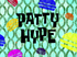 Patty Hype title card