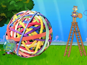 Rubberband Ball