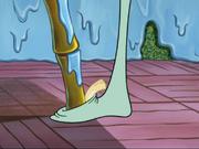 Squid's Toenail
