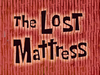 The Lost Mattress title card