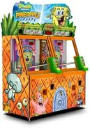 Bandai namco spongebob pineapple arcade