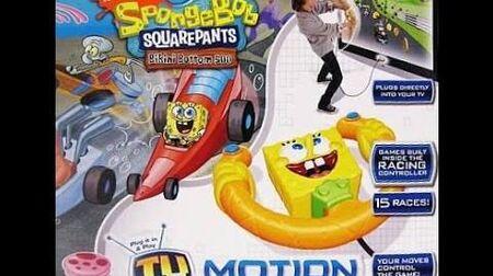 Plug n Play Games Spongebob Bikini Bottom 500 Racing