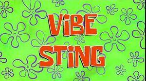 SpongeBob Music Vibe Sting
