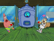 SpongeBob vs. The Patty Gadget 007