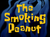 The Smoking Peanut title card