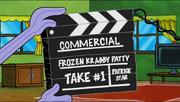 Frozen Krabby Patty 06