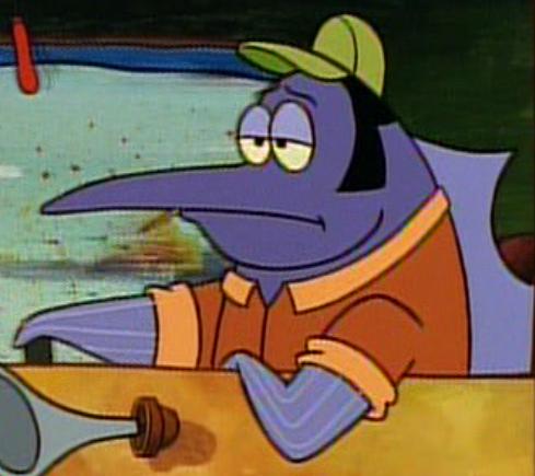 Truck Driver Marlin Encyclopedia Spongebobia Fandom Powered By