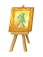 Snail Park Bold and Brash sprite