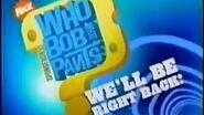 WhoBob WhatPants Bumpers (2008)