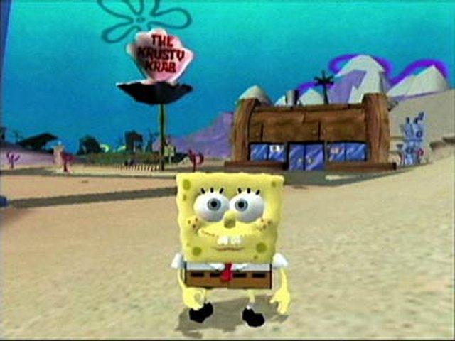 Spongebob squarepant battle for bikini