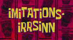 207a Imitations-Irrsinn