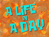 A Life in a Day title card