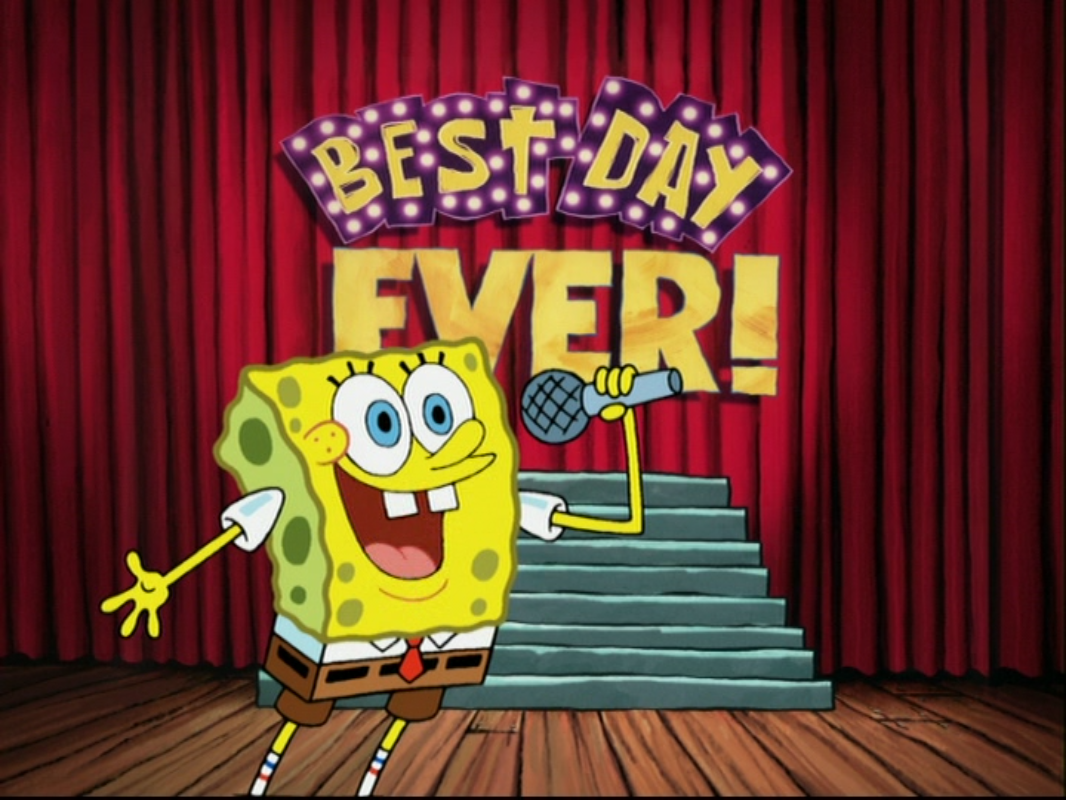my best day ever essay